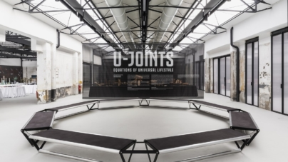 Fuorisalone 2018 U-JOINTS Juventus: la mostra collettiva di PlusDesign Gallery