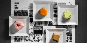 Fuorisalone 2018 We R Food: Forma è Sostanza al ristorante Rigolo