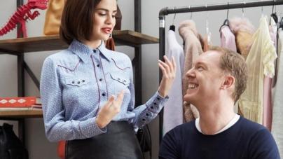 Coach Selena Gomez autunno inverno 2018 2019: la prima collezione ready-to-wear