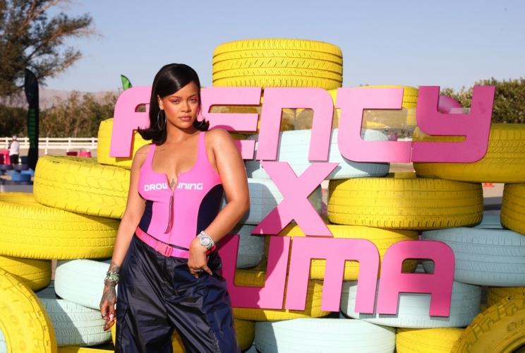 Coachella 2018 Fenty Puma by Rihanna: il party con The Weeknd, Iggy Azelea e ASAP Rocky