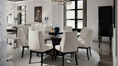 Interior design lusso moderno Francesco Pasi: l'eleganza timeless made to measure