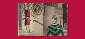 Gucci libro Disturbia: le immagini oniriche e le visioni notturne di Peter Schlesinger