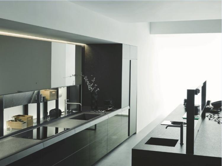 Cucine moderne 2018 valcucine novit salone del mobile for Cucine salone del mobile