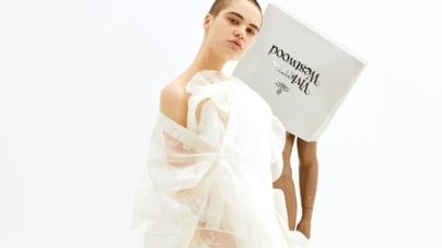 Vivienne Westwood Bridal autunno inverno 2018 2019: gli abiti da sposa
