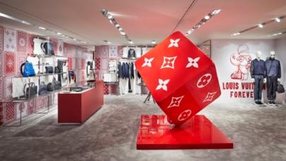 Louis Vuitton La Rinascente Milano: il nuovo concept giocoso