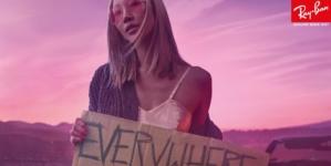 Ray-Ban campagna 2018: on the road, gli scatti firmati da Steven Klein