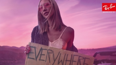 Ray-Ban campagna 2018: on the road, gli scatti firmati da Steven Klein