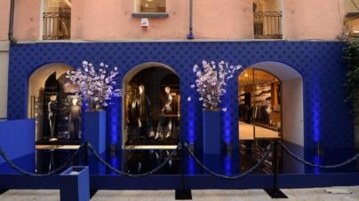 Jacob Cohën Milano Via della Spiga: la nuova boutique, guest Kasia Smuntiak e Luca Argentero