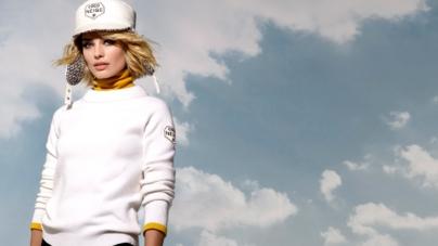 Chanel Margot Robbie Coco Neige: il volto della nuova collezione dedicata agli sport invernali