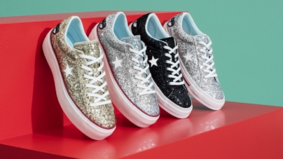 Converse Chiara Ferragni Collection sneakers 2018: le nuove scintillanti One Star