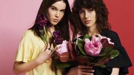 Calliope primavera estate 2018: la capsule collection Into The Bloom