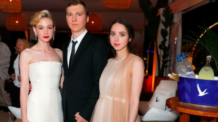 Festival di Cannes 2018 Wildlife Grey Goose: il party con Carey Mulligan, Zoe Kazan e Luke Evans