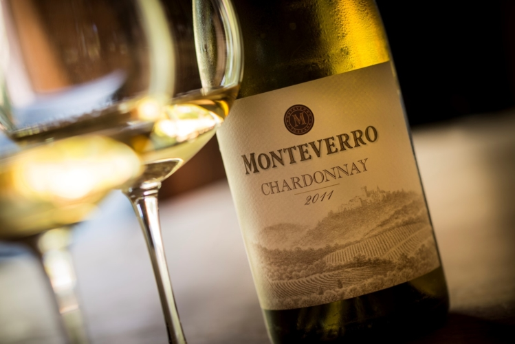 Chardonnay Monteverro 2015: la magnum in limited edition