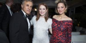 Festival di Cannes 2018 Chopard Gentlemen's Evening: il party con Luke Evans e Mads Mikkelsen