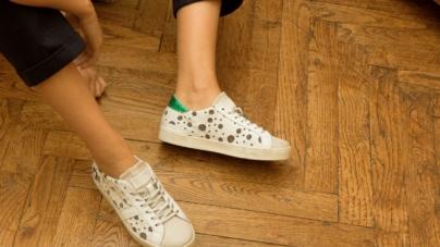 D.A.T.E. scarpe donna primavera estate 2018: le sneakers glamour e glitter