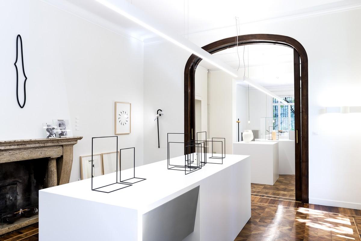 Danese milano novit 2018 oggetti lampada ina mostra for Danese design milano