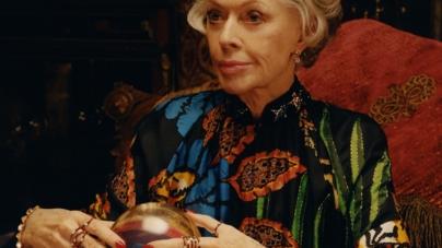 Gucci orologi e gioielli campagna 2018: protagonista l'indovina Tippi Hedren