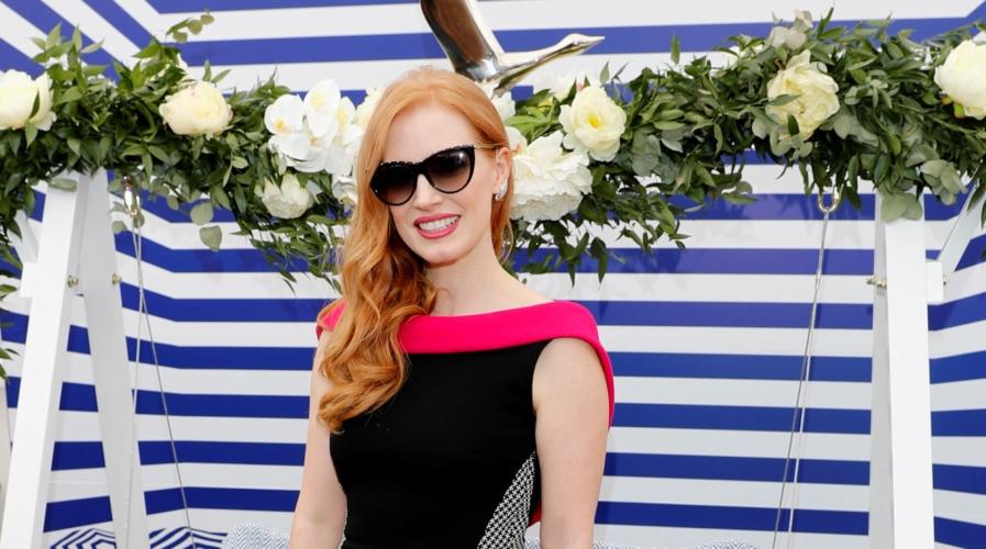 Festival di Cannes 2018 Jessica Chastain Grey Goose: l'attrice racconta il film 355