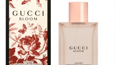 Gucci Bloom Hair Mist profumo capelli: la nuova fragranza dalla sensualità delicata