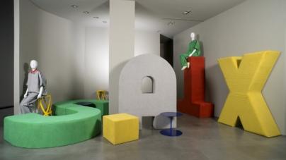 Alcantara Interior Initial Andrea Incontri: la nuova capsule collection