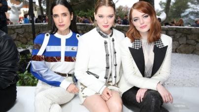 Louis Vuitton collezione Cruise 2019: tutti i look, special guest Emma Stone