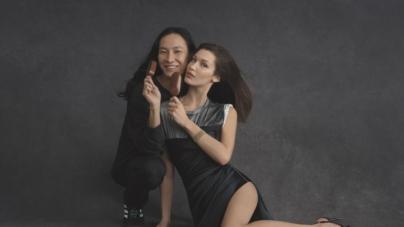 "Magnum Bella Hadid Alexander Wang: la campagna ""Prendi il Piacere Seriamente"""