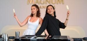 Festival di Cannes 2018 Magnum Bella Hadid Alexander Wang: la cooler bag in limited edition