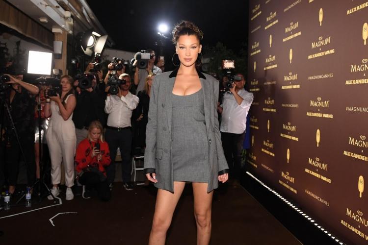Festival di Cannes 2018 Magnum party: special guest Bella Hadid e Alexander Wang