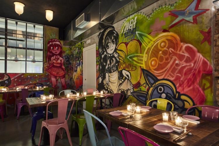 Shimokita Milano ristorante tapas giapponesi: l'anima pop e underground di Tokyo