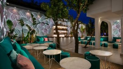 Morgana Lounge Bar Taormina estate 2018: il nuovo allestimento tra santi e peccatori