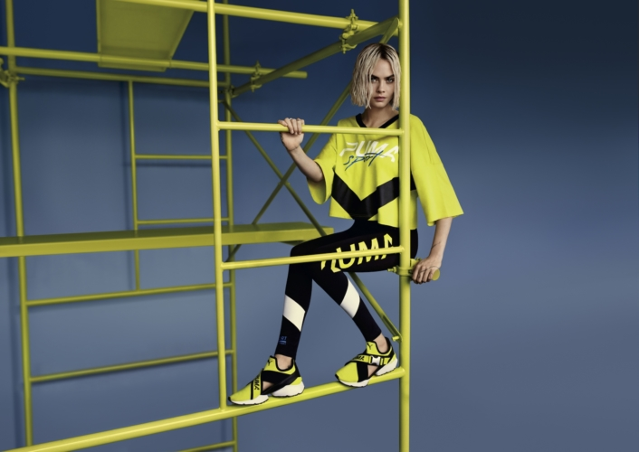 Puma Cara Delevingne Muse Cut-Out: la nuova sneaker dallo stile audace