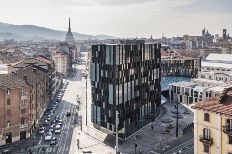 Nuvola Lavazza Torino: la nuova sede, il cibo e la cultura