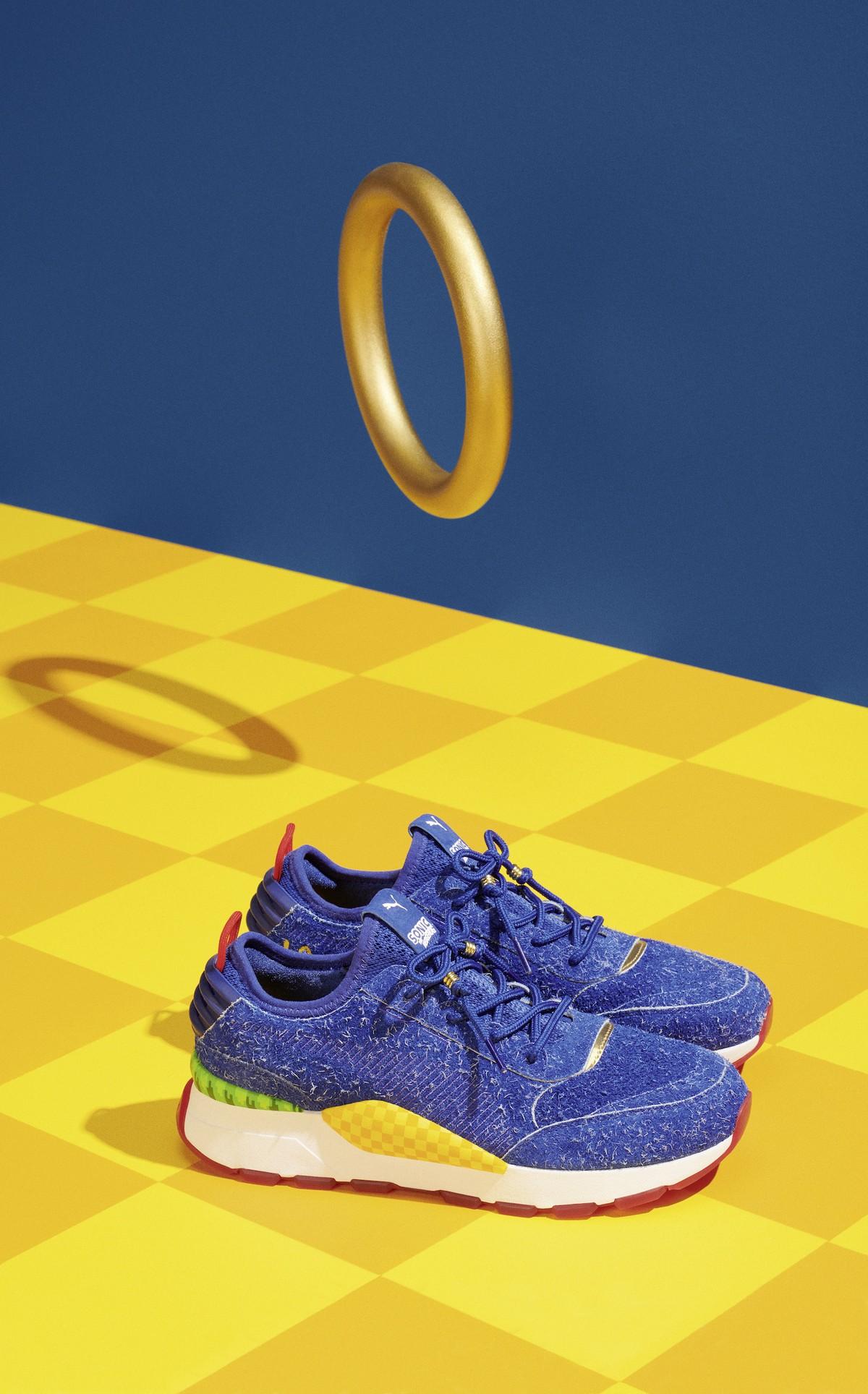 View Gallery (19 images). Puma e Sega annunciano la data ufficiale di  lancio delle sneakers Sonic ... 4dae1153f0a