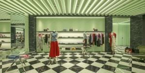 Prada Cina Xi'an: i nuovi negozi Miu Miu, Church's e il pop up Prada Silver Line