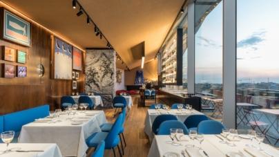 Fondazione Prada Ristorante Torre: il collage perfetto di opere d'arte e arredi di design