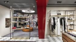 Sonia Rykiel Madrid boutique: il moderno boudoir firmato Vudafieri-Saverino Partners