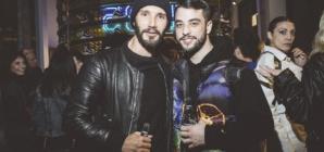 Tommy Hilfiger sneaker Fly: il party esclusivo con Roshelle e Stefano De Martino