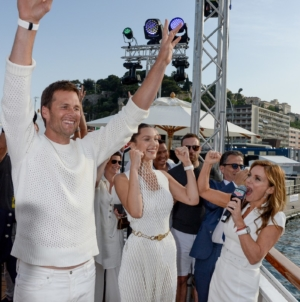 Formula 1 GP di Monaco 2018 Tag Heuer: a Montecarlo Tom Brady, Bella Hadid e Geri Halliwell