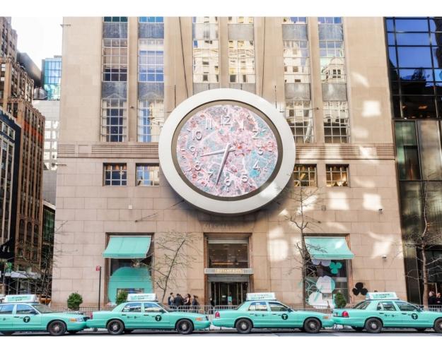 Tiffany & Co.  New York City: la città si colora di Tiffany Blue, il lancio della campagna