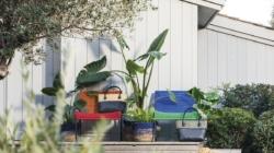Coincasa arredo giardino 2018: la capsule collection Tsara per Unido