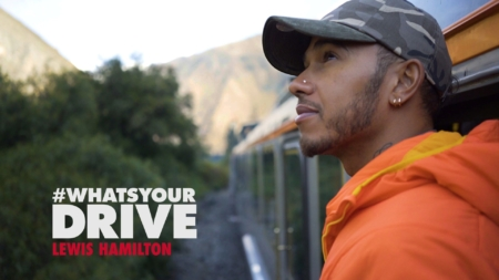 Tommy Hilfiger Lewis Hamilton #WhatsYourDrive: la mini serie dedicata al campione
