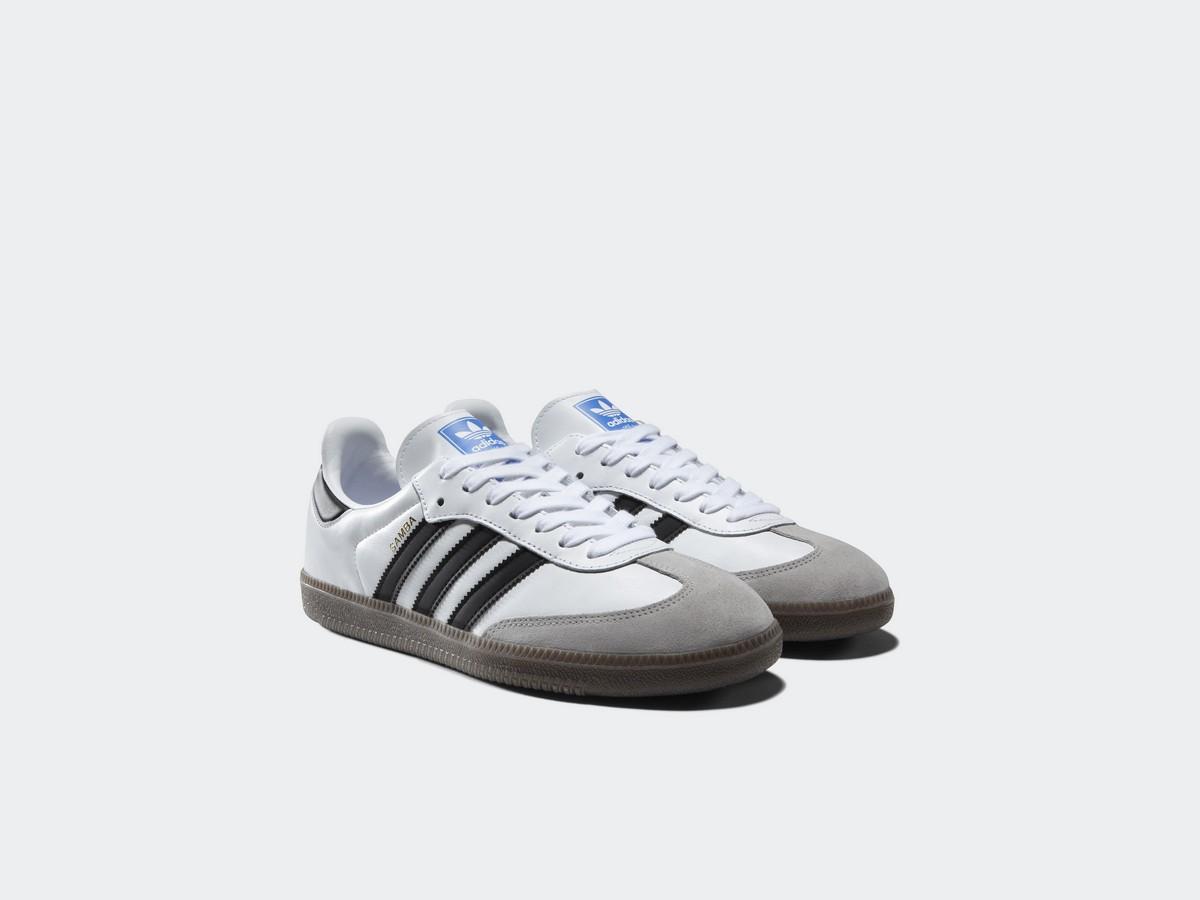 innovative design 0028b 8393a adidas Originals Samba 2018  torna l iconica sneakers dal design originale  View Gallery (9 images)