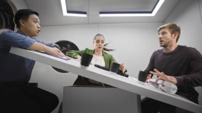 """Diesel The Capsule 2018: il nuovo e """"scomodo"""" prototipo di stanza riunioni"""
