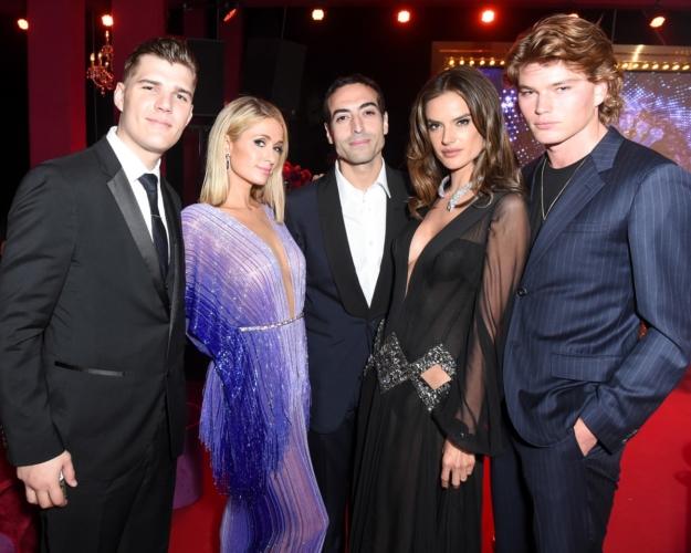 Festival di Cannes 2018 de Grisogono party: Alessandra Ambrosio, Michelle Rodriguez e Natasha Poly