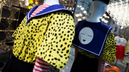 Desigual Couture primavera estate 2018: la capsule firmata Jean Paul Goude a Milano