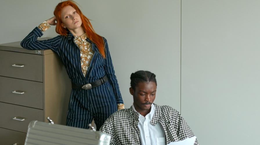 G-Star RAW Pharrell Williams primavera estate 2018: Suit, la capsule collection