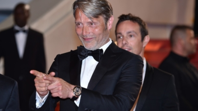 Festival di Cannes 2018 red carpet Arctic: Ulysse Nardin al polso di Mads Mikkelsen