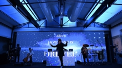 Jaeger LeCoultre Polaris 2018 party Milano: il dinner gala con Stefano Accorsi