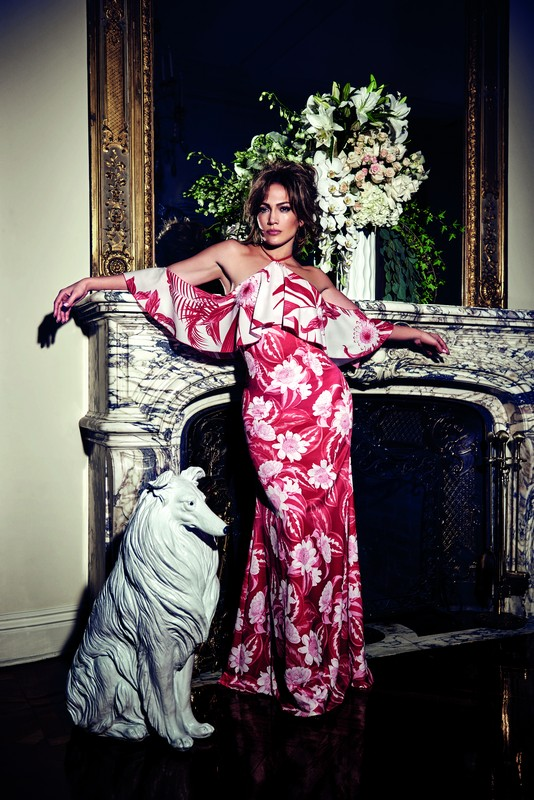 Guess Jennifer Lopez campagna primavera 2018 | intervista