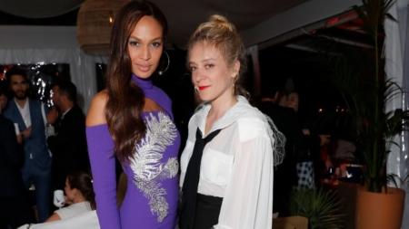 Festival di Cannes 2018 Grey Goose party Nikki Beach: special guest Chloe Sevigny e Joan Smalls